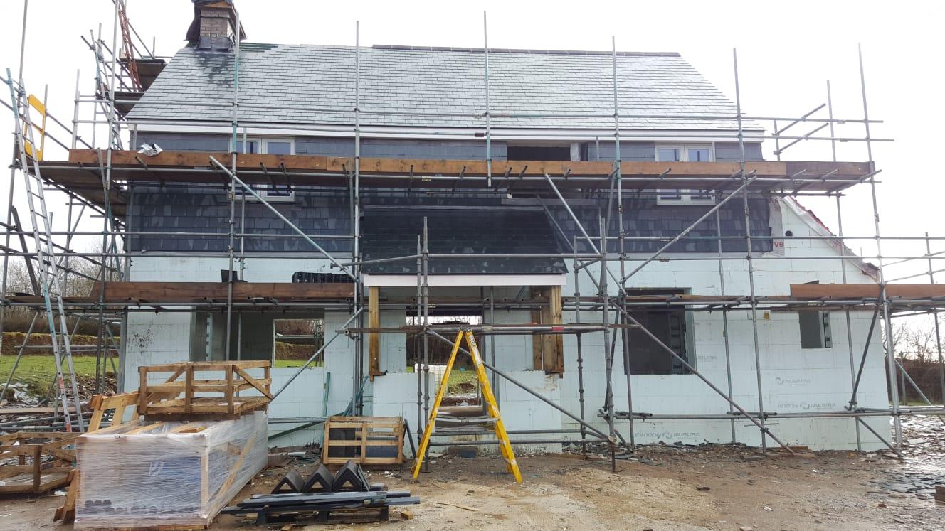 building contractor Devon